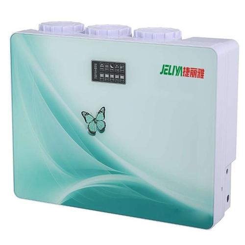 净水器具备精度高的过滤技术